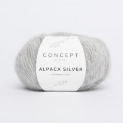 ALPACA SILVER - CONCEPT - GRIS CLARO/ PLATA (255)
