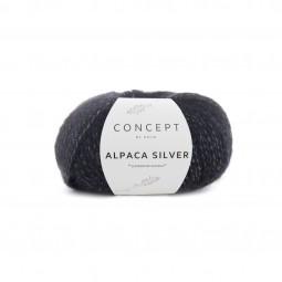 ALPACA SILVER - CONCEPT - NEGRO/ PLATA (263)