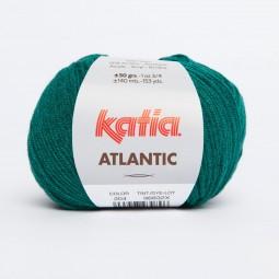 ATLANTIC - BOTELLA/ NEGRO (204)