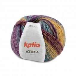 AZTECA - KAKIS/ CAMEL/ LILAS (7873)