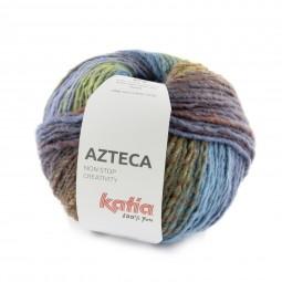 AZTECA - TEJAS/ VERDES/ LILAS (7882)