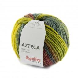 AZTECA - TURQUESAS/ AMARILLOS (7884)