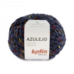AZULEJO - JEANS/ PARCHIS (400)