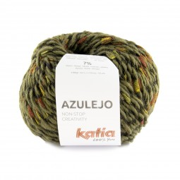AZULEJO - KAKI/ ETNICOS (404)