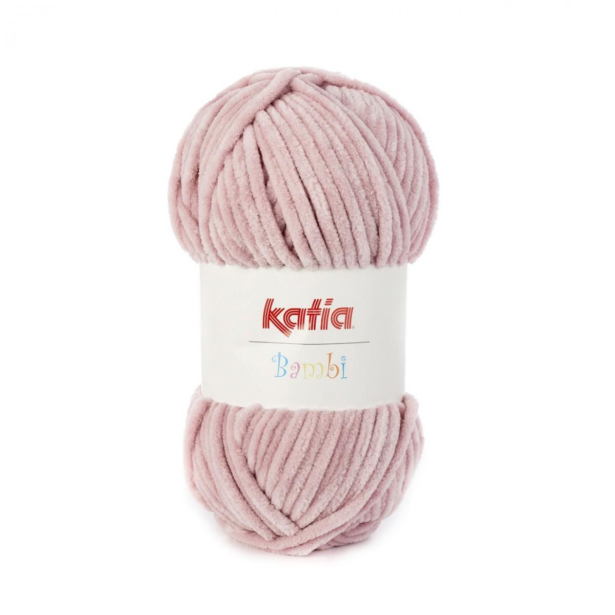 BAMBI von Katia 120 m Wolle - 100 g // ca 320 MOSTAZA