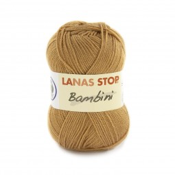 BAMBINI - LANAS STOP - CALABAZA (743)