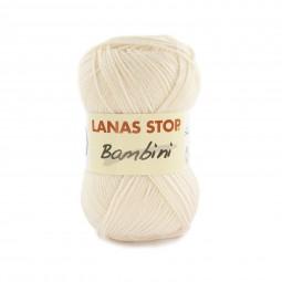 BAMBINI - LANAS STOP - CREMA (739)