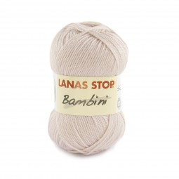 BAMBINI - LANAS STOP - ROSA PALIDO (740)