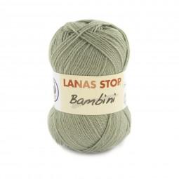BAMBINI - LANAS STOP - VERDE SALVIA (744)