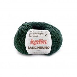BASIC MERINO - BOTELLA OSCURO (15)