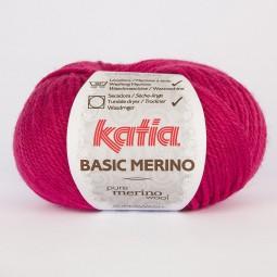 BASIC MERINO - FUCSIA (40)