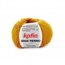 BASIC MERINO - MOSTAZA (41)