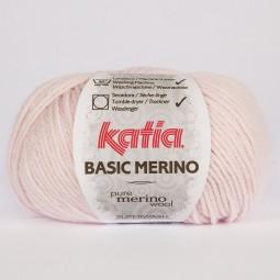 BASIC MERINO - ROSA CLARO (62)