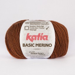 BASIC MERINO - TERRACOTA (60)