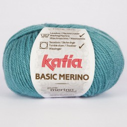 BASIC MERINO - TURQUESA (30)