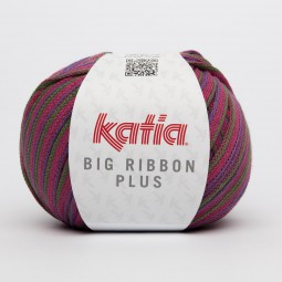 BIG RIBBON PLUS - FUCSIA/ VERDE/ LILA (110)
