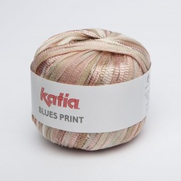 BLUES PRINT - ROSADOS/ BEIGES (85)