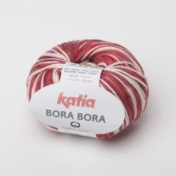 BORA BORA - CRUDO/ ROJOS (50)