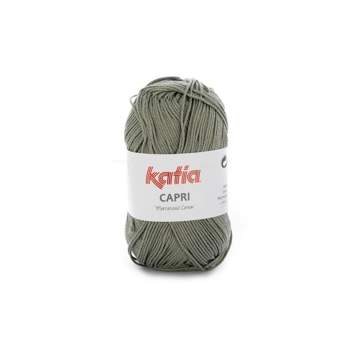 HIELO 82157 125 m Wolle CAPRI von Katia - 50 g // ca