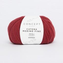 CATENA MERINO FINE - CONCEPT - CARMÍN CLARO (274)