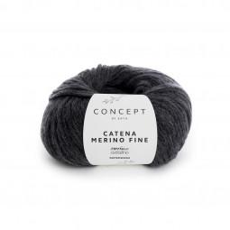 CATENA MERINO FINE - CONCEPT - GRIS OSCURO (263)