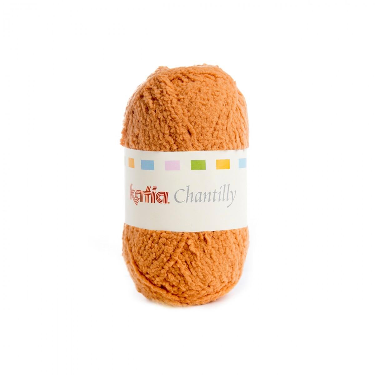 - 50 g // ca 2 NEGRO CHANTILLY von Katia 150 m Wolle