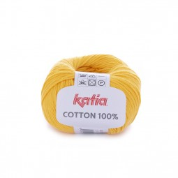 COTTON 100% - AMARILLO (51)