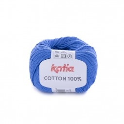 COTTON 100% - AZULINA (52)