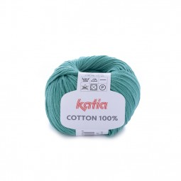 COTTON 100% - HIERBABUENA (59)