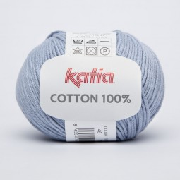 COTTON 100% - JEANS CLARO (46)