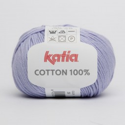 COTTON 100% - LILA CLARO (39)