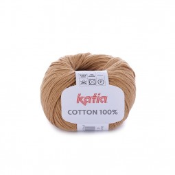 COTTON 100% - MARRÓN CLARO (57)
