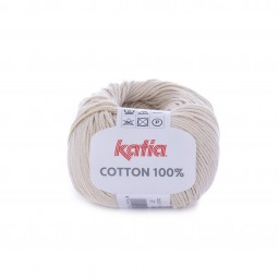 COTTON 100% - PERLA CLARO (37)