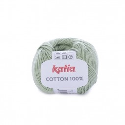 COTTON 100% - PISTACHO CLARO (47)