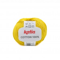 COTTON 100% - PISTACHO CLARO (61)