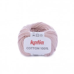 COTTON 100% - ROSA PALO (41)