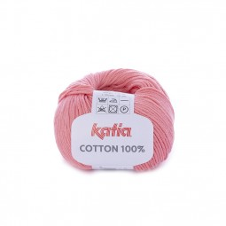 COTTON 100% - SALMÓN (44)