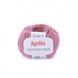 COTTON 100% - SALMÓN ROSADO (50)