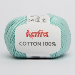 COTTON 100% - VERDE AGUA (34)