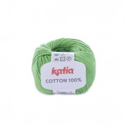 COTTON 100% - VERDE MELÓN (42)