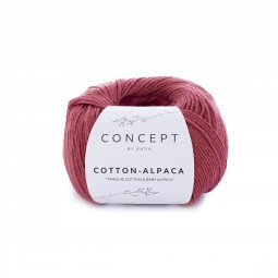 COTTON-ALPACA - CONCEPT - TERRACOTA (100)
