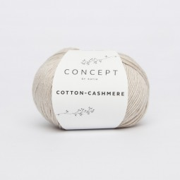 COTTON-CASHMERE - CONCEPT - BEIGE (54)