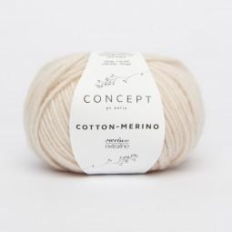 COTTON-MERINO - CONCEPT - BEIGE CLARO (101)