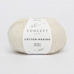 COTTON-MERINO - CONCEPT - CRUDO (100)