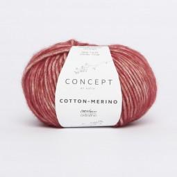 COTTON-MERINO - CONCEPT - GRANATE (125)