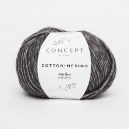 COTTON-MERINO - CONCEPT - NEGRO (108)