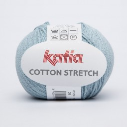 COTTON STRETCH - AGUA (26)