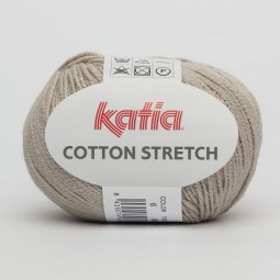 COTTON STRETCH - BEIGE (6)