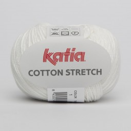 COTTON STRETCH - BLANCO (1)