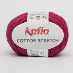 COTTON STRETCH - FUCSIA (15)
